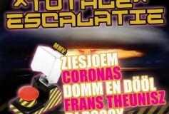 Shakin DJ's – Escalatie